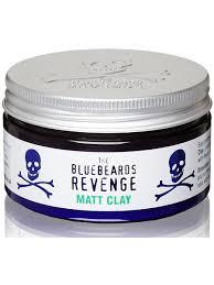 <b>Матовая глина для укладки</b> волос THE BLUEBEARDS REVENGE ...