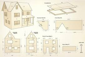 adorable wooden dollhouse plans free wooden dollhouse plans free doll house plans woodwork general free