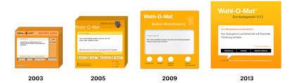 Jetzt sind sie an der reihe: Millionenfach Im Einsatz Unser Wahl O Mat Design Digitalagentur 3pc Gmbh Neue Kommunikation
