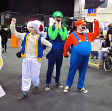 dress like toad costume diy outfit costume wall