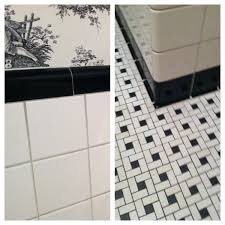 1930s Bathroom Design Similiar Black And White Bathroom For People In The 1930s Keywords