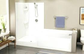 walk in bathtub and shower walk bathtub shower combo cafe walk in tub shower combo cost walk in bathtub and shower