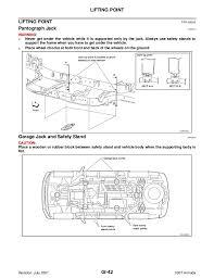 2007 Nissan Armada Service Repair Manual