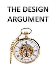 Design Argument The Design Argument Ppt Download