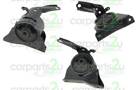 Parts to Suit TOYOTA COROLLA Spare Car Parts, AE112 ENGINE MOUNT 6186