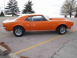 1968 Chevrolet Camaro SS related infomation,specifications - WeiLi ...