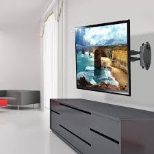 32 50 inch full movement tilt swivel plasma lcd led tv wall mount bracket