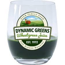 Wheatgrass Juice Nutritional Analysis