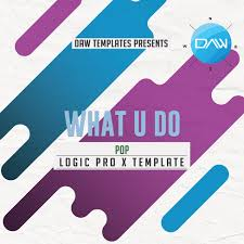 U Template What U Do Logic Pro X Template