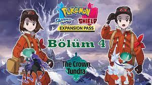 Pokemon Sword & Shield The Crown Tundra Türkçe 3. Bölüm: Catching Shadow  Rider Calyrex - YouTube