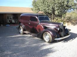 1936 Plymouth Sedan Delivery for sale