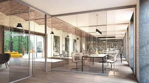 shared office space ideas. Medium Image For Architectural Renderings Offices Klein Shared Home Office Space Design Decor Ideas
