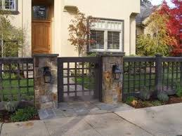 Small Picture Home Fences Designs Home Design Ideas