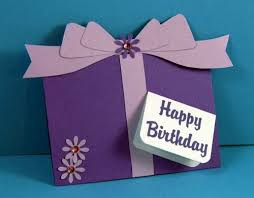 Easy birthday cards ideas ~ Easy birthday cards ideas ~ Different types of handmade greeting cards for birthday