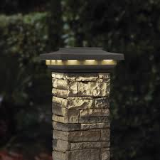 6x6 Deck Post Lights The Leader In Deck And Railing Accessories Unveils The