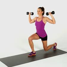 weight for women dumbbell circuit workout