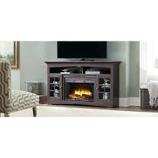 muskoka electric fireplace stand with fireplace muskoka electric fireplace 42 inch