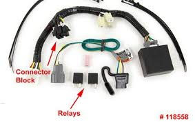 trailer wiring harness kit for honda pilot wiring diagram 2009 honda crv trailer wiring harness diagram and hernes