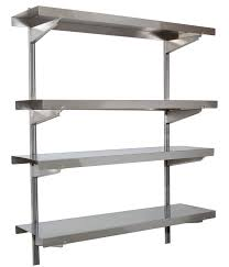 Stainless Steel Shelves Visu Clean Stainless Steel Shelves Shellab
