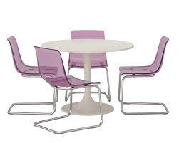 ikea furniture colors. 2014 pantone color of the year radiant orchid dine in style with tobias chairs ikea furniture colors a