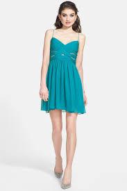 Hailey Logan By Adrianna Papell Cutout Chiffon Dress Juniors Nordstrom Rack