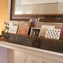 Christmas Card Display Stand Reclaimed Wood Holiday Card Display Craftgawker 47