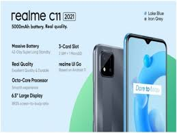 Realme C11 2021 With Unisoc Chipset ...
