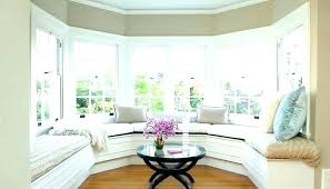 full size of bay window decorating living room bow treatment ideas small design seat alluring plans