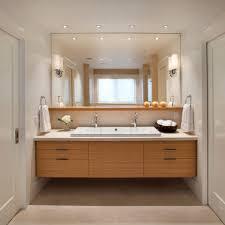 San Francisco Recessed Lights Look Bathroom Contemporary With - Recessed lights bathroom