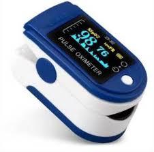 czech <b>Pulse Oximeter Finger Oximetry</b> SPO2 Blood <b>Oxygen</b> ...