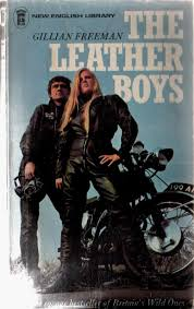 books gillian freeman the leather boys new english library paperback uk