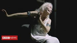 The dancer aged 106 who bans the word 'old' - BBC News
