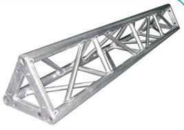 Transparent Aluminium Triangular Transparent Aluminium Roof Truss Ml T018 Buy