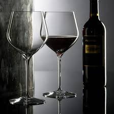 elegance cabernet sauvignon wine glass pair to zoom 1 of 4