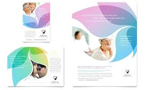 Medical Brochure Template Inspiration Advertisement Flyer Templates Free Health Fair Word Template