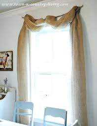 country style ds and swags from park designs lined burlap curtains