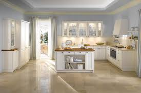 Cream Floor Tiles For Kitchen Kitchen Design Painted Suggestion Contemporary White And Cream