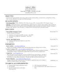 senior resume high school sample customer service resume senior resume high school garfield senior high school resume template for high school students curriculum vitae