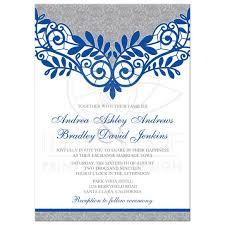 Royal Invitation Template Royal Blue Wedding Invitation Templates Free Printing