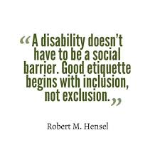Disability Quotes Adorable Disability Quotes Inspirational Formidable Quotes Images For L On