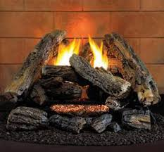 hearthsense a 2 ventless gas logs remote ready 18 or 24 inch rh ventless gas logs com vent free propane gas fireplace logs