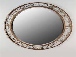 decorative bathroom mirror. Decorative Oval Bathroom Mirrors Mirror A