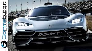 The car was driven by lewis hamilton, and valtteri bottas, both of whom remained with the team for a seventh and a third season. Mercedes Amg Project One 1000 Hp The Performance Car Youtube