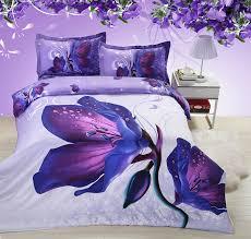image of duvet cover purple custom