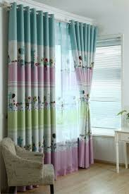 Colorful Nursery Curtains (Image 2 of 12)