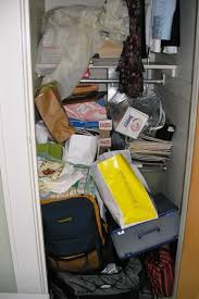 home office simple neat. Bags Of Paper In The Closet Before Home Office Simple Neat C
