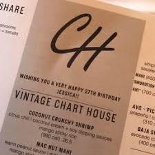 Chart House Monterey Ca Menu Photos For Chart House Menu Yelp