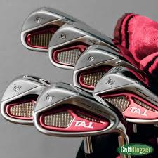 Tommy Armour Ta1 Irons Review Golfblogger Golf Blog