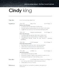 Resume Cover Letter Template As Well As Great Resume Cover Letters