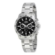 invicta watches jomashop invicta specialty multi function black dial men s watch
